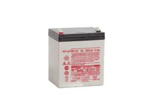 Batterie sèche 12V - 5Ah