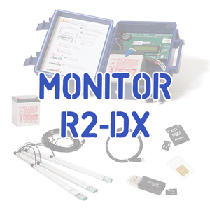monitor r2 dx