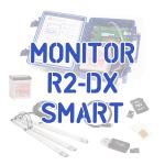 Solution Monitor R2-DX-Smart + valve control