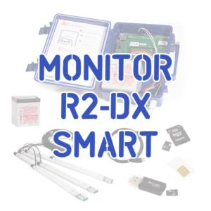 Solution Monitor R2-DX®-Smart (transmission, ouverture des électro-vannes)