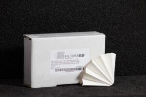 filtres plisses 150 mm