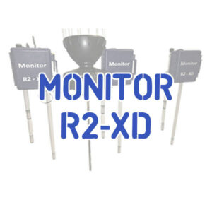 Solution 3 Monitors R2-XD  transmission