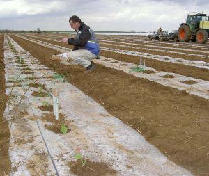 Installation du matériel - Challenge agriculture