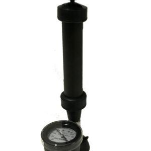 Pompe avec manomètre pour tensiomètre IRROMETER