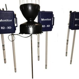 Solución 3 Monitor R2-XD