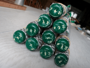Marquage F13 - Sondes Watermark